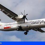 Canaryfly revalida su liderazgo como la aerolínea más puntual del mundo