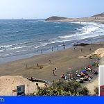 Proyecto en El Médano de balizamiento y zonas destinadas a bañistas y a deportes acuáticos
