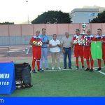 La Gomera. La Villa Sporting Club, campeón del Torneo Colombino de Fútbol Veterano