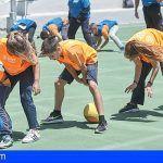 Tenerife. Fomentarán la actividad física entre 2.000 escolares a través del programa Escuelas Activas