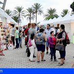 70 artesanos de las Islas participarán en la Feria Insular de Artesanía y Comercio de La Gomera