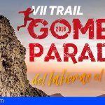 Más de 500 deportistas participan este sábado en la ´Gomera Paradise Trail`