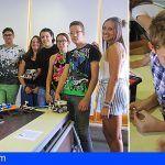 Guía de Isora promueve la robótica entre la juventud