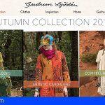Los paisajes de La Gomera protagonizan la nueva colección de la conocida diseñadora Gudrun Sjödén
