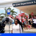 Las camareras de piso del Be Live de Lanzarote refuerzan la huelga