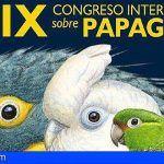 Loro Parque Fundación arranca este lunes su  IX Congreso de Papagayos