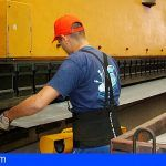 Canarias, segunda comunidad en la que más creció la producción industrial