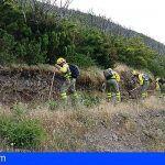 La Gomera refuerza las medidas de prevención ante la alerta por riesgo de incendios