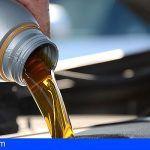 Más de 3.000 establecimientos canarios evitan la contaminación de 5.726 t de aceites usados