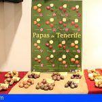 El Cabildo y el Centro Internacional de la Papa impulsarán acciones para valorizar las papas antiguas de Tenerife
