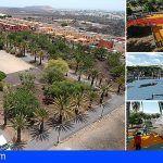 Arona creará en Las Rosas una gran zona verde con cuatro espacios específicos para niños, jóvenes, mayores y perros