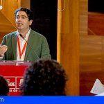 Martín califica de lamentables las declaraciones de la alcaldesa de Güímar sobre la exhumación del dictador Francisco Franco