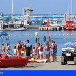 Entra en vigor el nuevo decreto de seguridad en playas y zonas de baño de Canarias