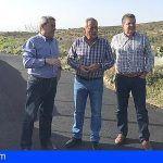 Renovarán la red de abastecimiento de agua de Los Roques, en Fasnia