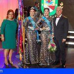 Raquel Díaz y Nuria Yanes, Reina y Romera de Arafo 2018