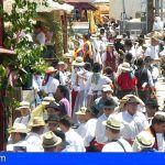 Charco del Pino celebra sus fiestas en honor a San Luis Rey y Nuestra Señora de las Nieves