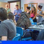 El Cabildo fomenta la tecnología entres los jóvenes de Candelaria, Santiago del Teide y Tacoronte