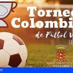 La Gomera acoge a partir de este fin de semana el Torneo Colombino de Fútbol Veterano