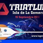 La Gomera se prepara para más de 25 kilómetros de desafío en su XXIV triatlón