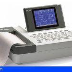 Sanidad canaria comprará 157 electrocardiógrafos para Atención Primaria