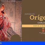 La Gomera acoge la exposición 'Orígenes' del artista Carlos Rey