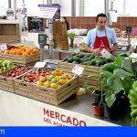 La comercialización local de frutas y hortalizas aumenta un 15% y la producción de leche y carne un 38% y 17%