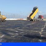 Se inicia en Guía de Isora la primera fase del plan de asfaltados municipal