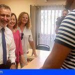 El PSOE proclama a Ángel Víctor Torres candidato a la presidencia del Gobierno de Canarias