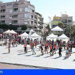Granadilla oferta un programa de actividades saludables y deportivas para la población adulta