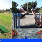 Siete mil usuarios disfrutaron en Arona del programa de actividades deportivas de verano