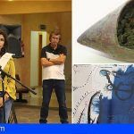 Ohiane de Felipe y Luis Antonio Afonso, ganadores del XX Premio de Arte Isora