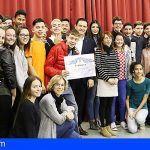 Arona promueve en las aulas valores como la igualdad de género y la prevención del bullying o la violencia machista