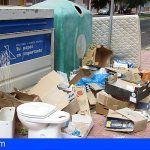 El Fraile sufre «el incivismo por parte de nosotros y la dejación por parte de las autoridades»