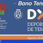 Tenerife   Los deportistas de base continuarán con bonos a mitad de precio en el transporte público