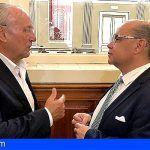 El Partido Nacionalista Canario renueva su acuerdo con Coalición Canaria