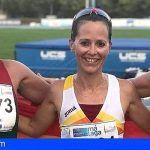 La lagunera Marisa Pérez medalla de oro en el Campeonato del Mundo Máster de Atletismo