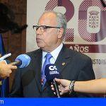 La construcción del nuevo Centro Sociosanitario de La Gomera tendrá una inversión plurianual