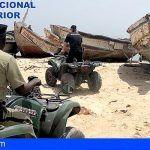 18 personas preparadas para salir en cayuco hacia Canarias fueron detenidas en Mauritania