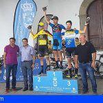 Más de 300 ciclistas participan en la VII Cicloturista San Miguel de Abona