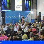 CC celebra las IV Jornadas Nacionalistas de Granadilla con la mirada puesta en el futuro del partido
