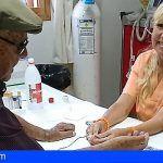 Servicios Sanitarios de La Gomera refuerza la asistencia sanitaria del Consultorio Periférico de Alajeró