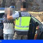 Dos detenidos por el robo con lesiones a dos turistas franceses en Adeje