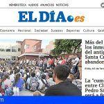La plantilla de El Día inicia una huelga de 48 horas por el impago de sus salarios