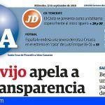 UGT lamenta que la Dirección de El Día opte por la ilegalidad para imprimir su periódico