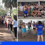 Más de 2.350 mayores de Tenerife disfrutaron de un verano activo gracias al programa del Cabildo, Ansina