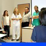 Inician un taller dedicado a la enfermedad pulmonar obstructiva crónica en el Hospital de La Candelaria