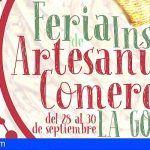 La Gomera congrega a más de 70 artesanos de toda Canarias en su feria insular