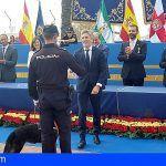 Grande-Marlaska resalta la labor de la policía en su día