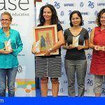El Cabildo entrega los premios del II Concurso de Microrrelatos de Sinpromi 'Sumando capacidades'