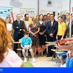 El Gobierno de Canarias destaca la inversión en tecnología durante la inauguración del nuevo curso escolar